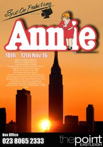 Annie Program image