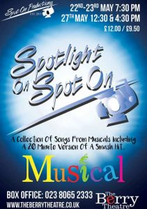 Spotlight on Spot On